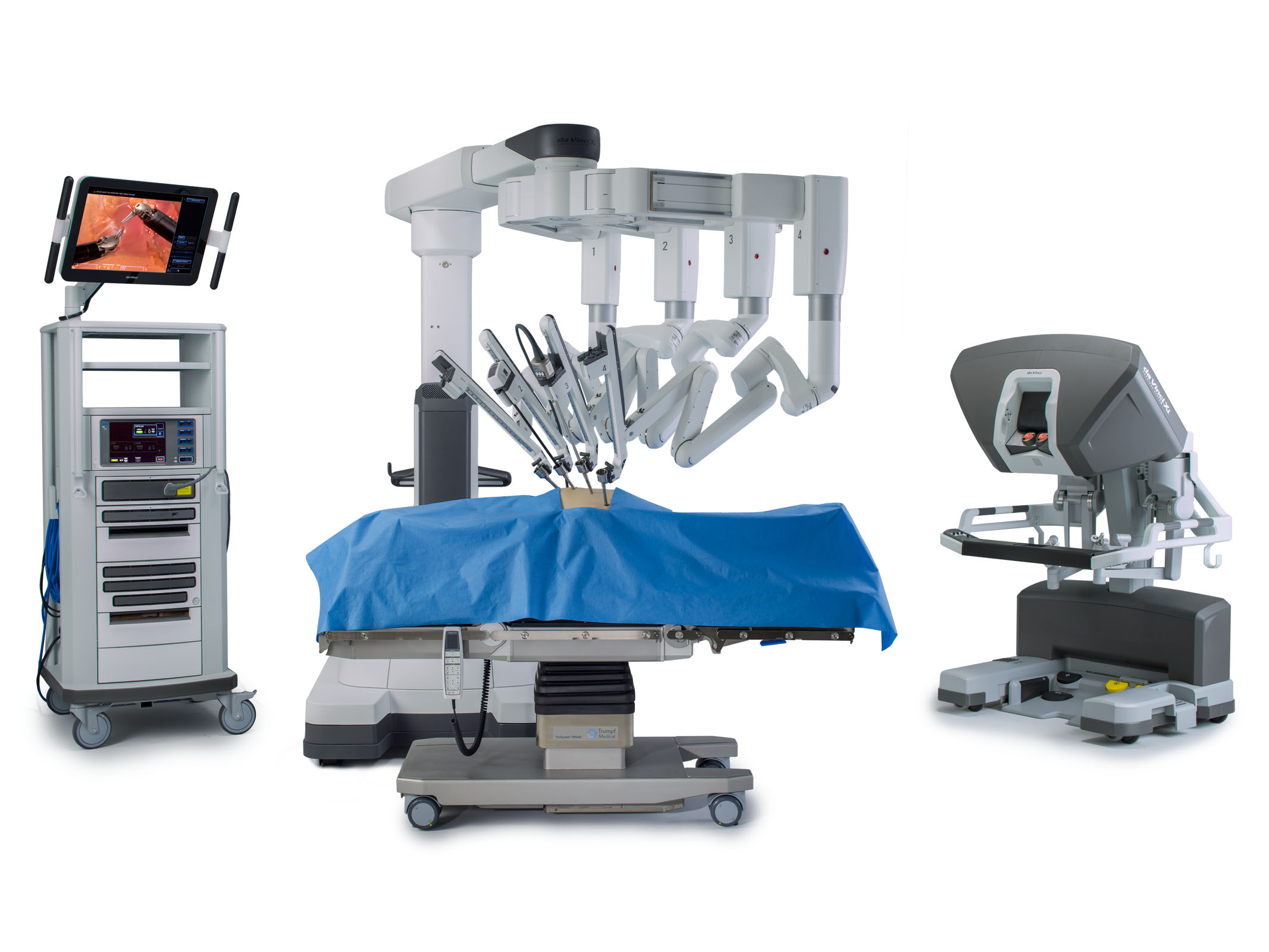 news intuitive surgical trumpf medical team