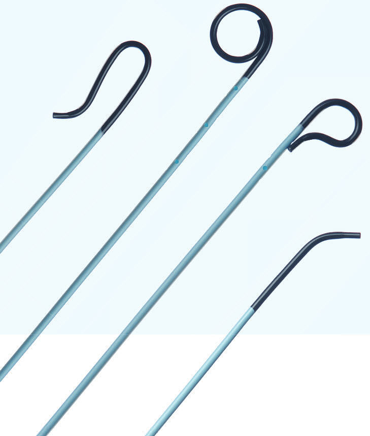 angiographic catheters