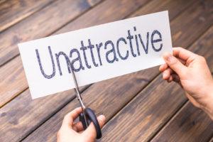 Unattractive