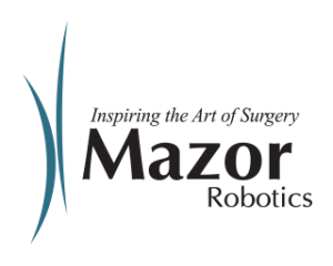 Mazor Robotics and Medtronic