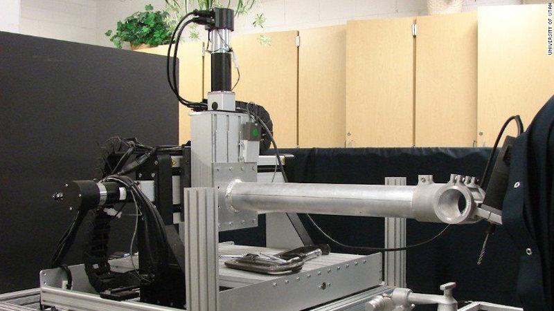 Robotic Drill