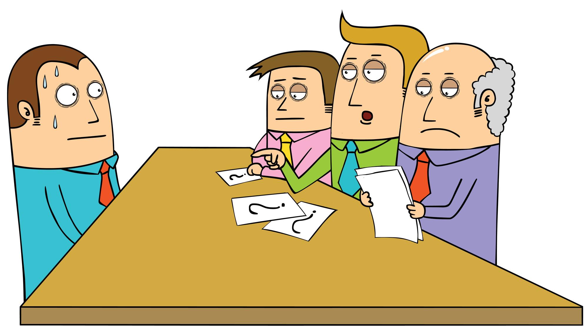 3 ways to avoid job interview stress