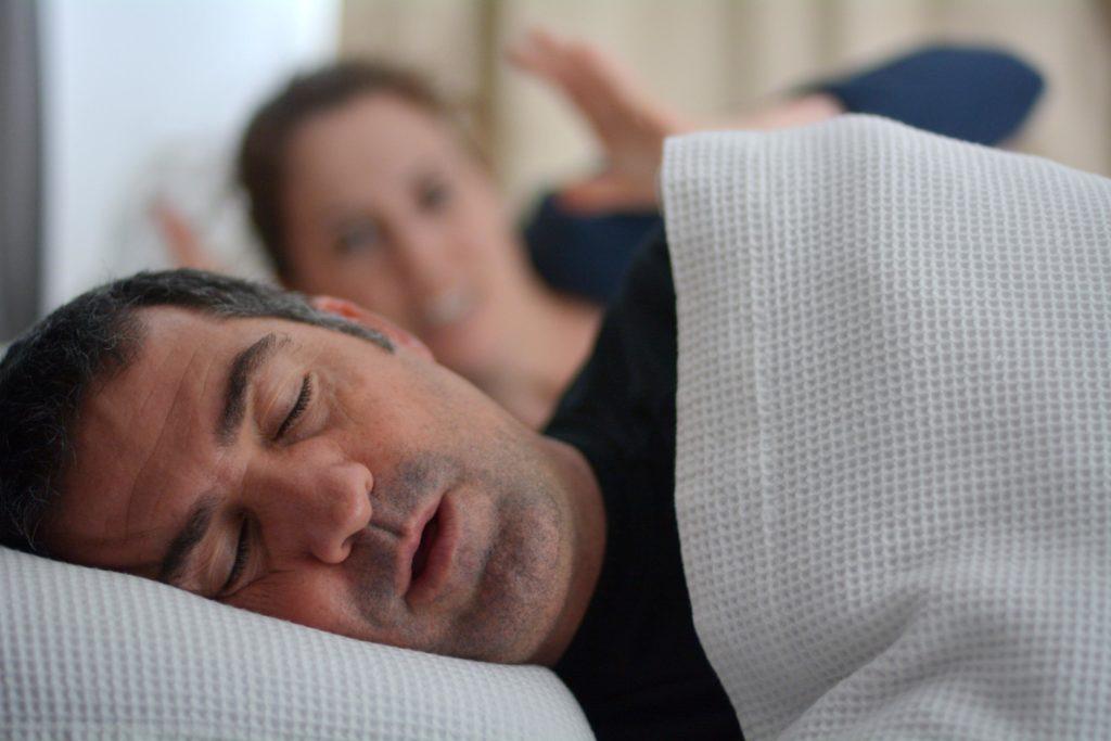 Stock Sleeping Photo