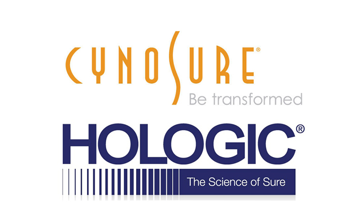 Cynosure and Hologic Logo