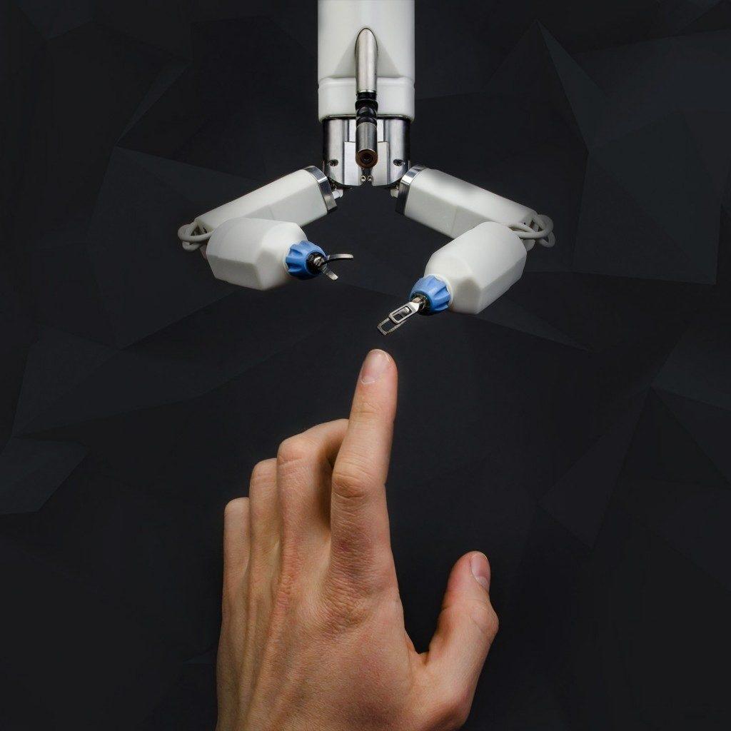 Virtual Incision's Mini Robot