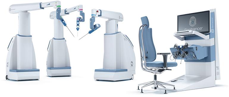 TransEnterix Surgical Unit