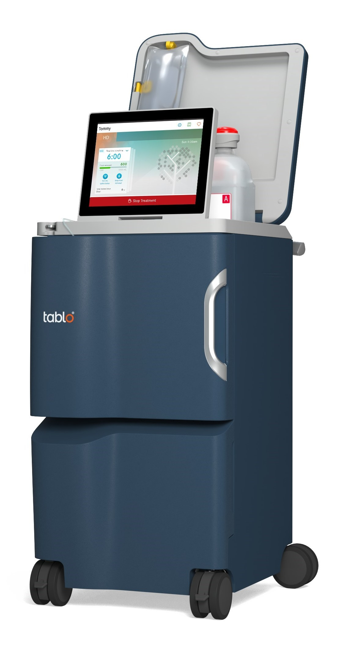 Tablo Hemodialysis System Receives FDA Clearance for Home ...